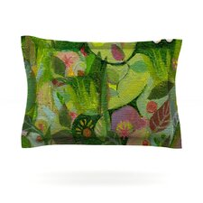 Jungle by Marianna Tankelevich Woven Pillow Sham