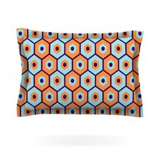 Busy by Budi Kwan Woven Pillow Sham