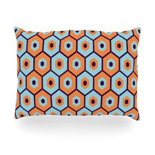 Busy Outdoor Throw Pillow