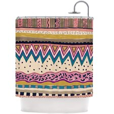 Koko Polyester Shower Curtain