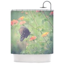 Captivating II Polyester Shower Curtain