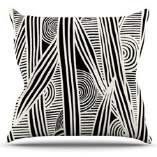 Graphique Throw Pillow
