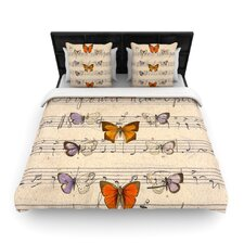 Butterfly Opera Duvet Cover Collection