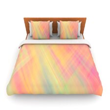 Pastel Abstract Duvet