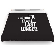 Take a Picture Duvet Cover