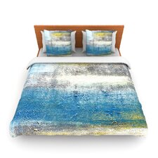 Make A Statement by CarolLynn Tice Fleece Duvet Cover