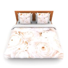 Blessed by Heidi Jennings Fleece Duvet Cover