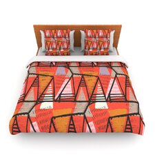 Arnaud by Gill Eggleston Fleece Duvet Cover