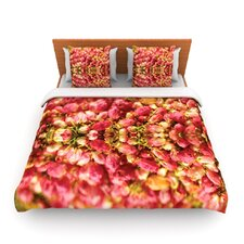 Close to You by Akwaflorell Fleece Duvet Cover