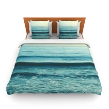 Somewhere by Myan Soffia Woven Duvet Cover