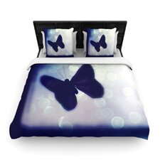 Enchanted by Robin Dickinson Fleece Duvet Cover