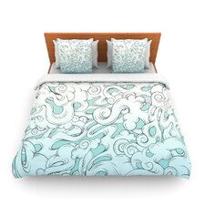 Entangled Souls Duvet Cover