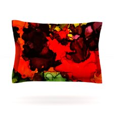 Beach Bum by Claire Day Cotton Pillow Sham