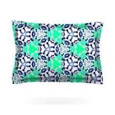 Calendoscope by Debora Chodik Cotton Pillow Sham