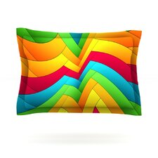 Olympia by Danny Ivan Cotton Pillow Sham