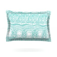 Beach Blanket Bingo by Catherine Holcombe Woven Pillow Sham