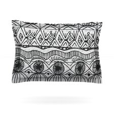 Blanket of Confusion by Catherine Holcombe Cotton Pillow Sham