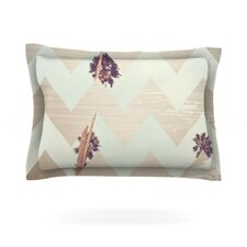 Oasis by Catherine McDonald Cotton Pillow Sham