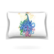 Peace by Catherine Holcombe Cotton Pillow Sham