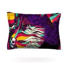 Color Husky by Danny Ivan Cotton Pillow Sham