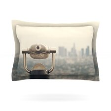 The View LA by Catherine McDonald Woven Pillow Sham