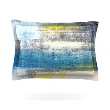 Make A Statement by CarolLynn Tice Cotton Pillow Sham