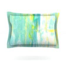 Spring Forward by CarolLynn Tice Woven Pillow Sham