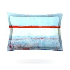Stripes by CarolLynn Tice Cotton Pillow Sham