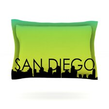 San Diego Woven Pillow Sham