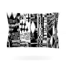 Tropical Buzz by Gabriela Fuente Cotton Pillow Sham