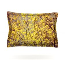 Autumn by Ingrid Beddoes Woven Pillow Sham