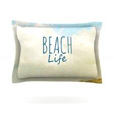 Beach Life by Iris Lehnhardt Cotton Pillow Sham