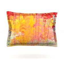 Sun Showers by Ebi Emporium Woven Pillow Sham
