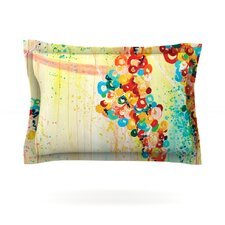 Summer in Bloom by Ebi Emporium Cotton Pillow Sham