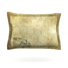 Deco Car Cotton Pillow Sham