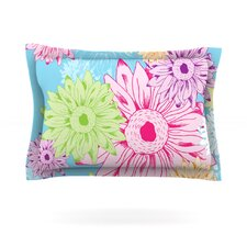 Summer Time by Laura Escalante Cotton Pillow Sham