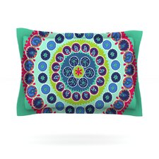 Surkhandarya by Laura Nicholson Cotton Pillow Sham