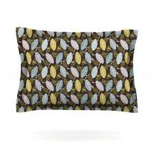 Moss Canopy by Julie Hamilton Woven Pillow Sham