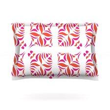 Orange Oasis by Miranda Mol Cotton Pillow Sham