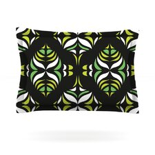 Retro Train by Miranda Mol Woven Pillow Sham