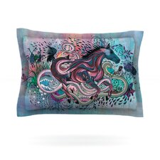Poetry in Motion by Mat Miller Woven Pillow Sham