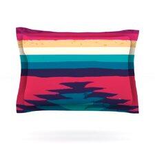 Surf by Nika Martinez Cotton Pillow Sham