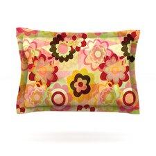 Colorful Mix by Louise Machado Woven Pillow Sham