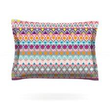 Ayasha by Nika Martinez Cotton Pillow Sham
