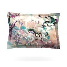 Fluidity by Mat Miller Cotton Pillow Sham
