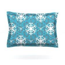 Precious Flakes by Miranda Mol Cotton Pillow Sham