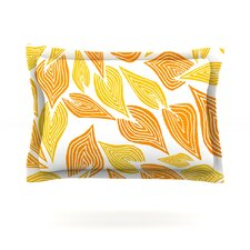 Autumn by Pom Graphic Design Cotton Pillow Sham
