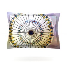 Parasol by Sylvia Cook Woven Pillow Sham