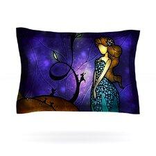 Cinderella by Mandie Manzano Cotton Pillow Sham