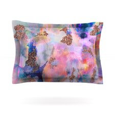 Sparkle Mist by Nikki Strange Cotton Pillow Sham